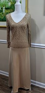 KM Collections by Milla Bell evening gown